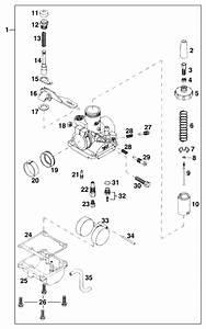 Ktm Fiche Finder Carburetor 50 Sxr Mikuni Vm18