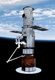 Space Telescope Hubble Servicing Missions