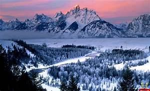 Beautiful Snowy Mountain Pictures   Wallpapers Gallery