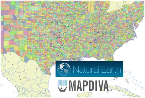 Us_counties_gis_shapefile_natural-earth_mapdiva