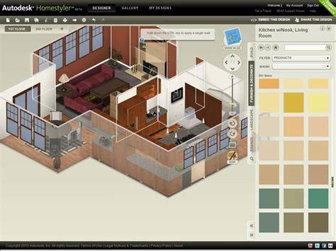 home design autodesk autodesk homestyler refine your design