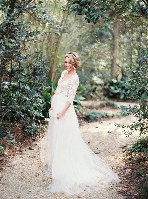 maternity pregnant wedding dresses advice gf couture