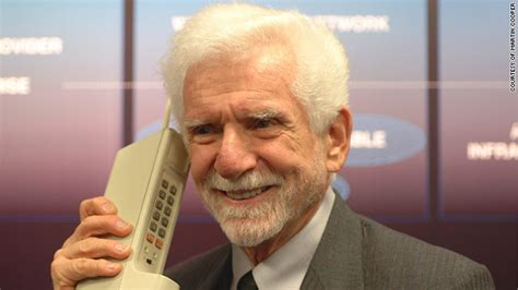 inventor of cell phone we knew someday everybody would