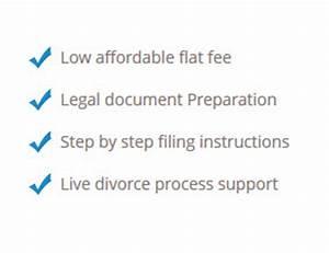 quick divorce clerks With divorce document preparation services