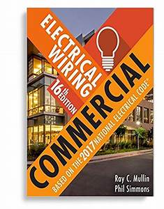 Electrical Wiring Commercial 16 Edition  Ebook Pdf