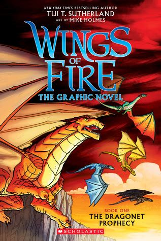 graphix book wings  fire graphic