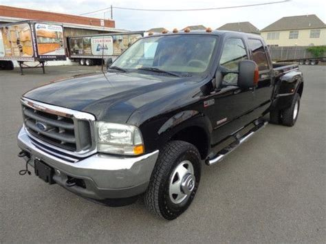 Purchase Used Ford Lariat Dually Powerstroke