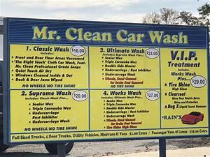Avis Mister Auto : mr clean car wash 18 avis nettoyage de voiture 11775 holly auto center ln waldorf md ~ Gottalentnigeria.com Avis de Voitures