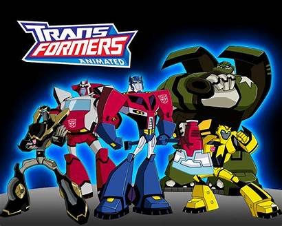 Transformers Animated Poster Nº Disenos Punto