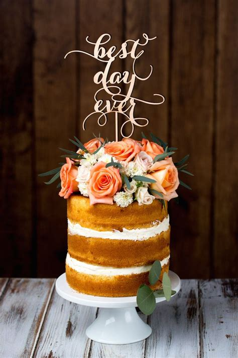 10 Cake Toppers We Love Wedding Head Tables And Calligraphy
