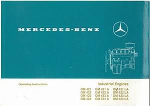 Mercedes Benz Engine Om421 Om422 Om423 Om424 Om421a Om422a