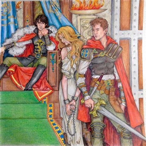 dorian calaena chaol ardarlans assassin throne