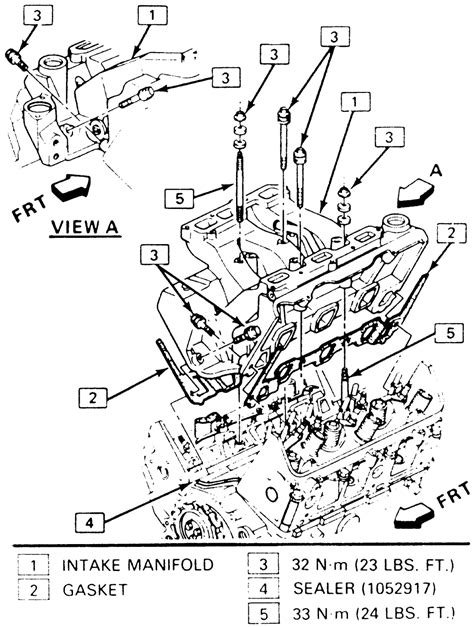 Buick Regal Engine Diagram by 3 8 Buick Engine Parts Diagram Detailed Schematic Diagrams