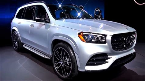 We analyze millions of used cars daily. NEW - 2020 Mercedes Benz GLS 580 4Matic V8 4.0L - INTERIOR and EXTERIOR Full HD 60fps - YouTube