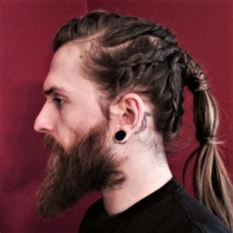 50 viking hairstyles that channel your inner warrior