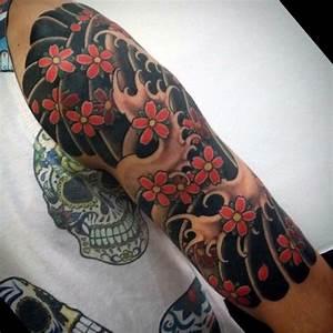 Tatouage Homme Japonais : 1001 id es irezumi ou le tatouage japonais traditionnel ~ Melissatoandfro.com Idées de Décoration