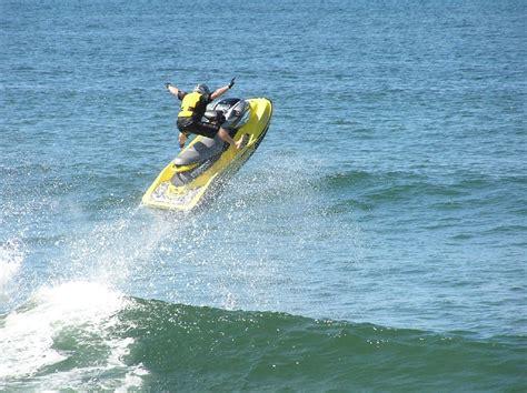Jet Ski Fast Boat by Jetski Jump Wave 183 Free Photo On Pixabay