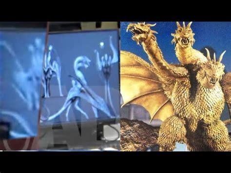 Legendary King Ghidorah Design Leak?   Godzilla: King Of