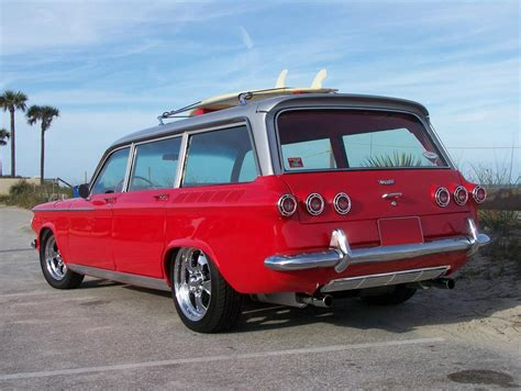1962 Chevrolet Corvair Custom Station Wagon