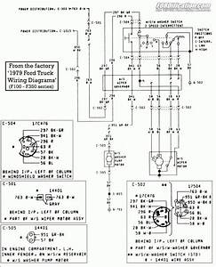 12  1974 Ford Truck Wiring Diagram