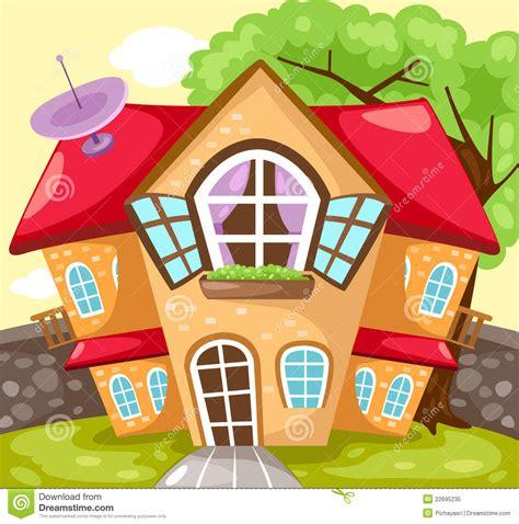Casa Fumetto by Casa Fumetto Illustrazione Vettoriale Illustrazione