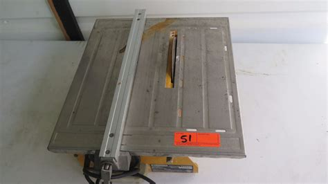 workforce thd550 tile cutter oahu auctions