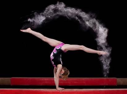 Gymnastics Sports Gym Trainer Fun Muscle