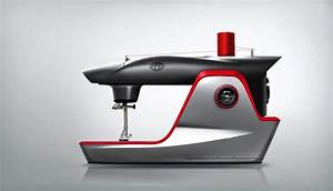 Opel GT Concept-Inspired Sewing Machine | GM Authority
