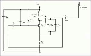 Simple Cell Phone Jammer Circuit