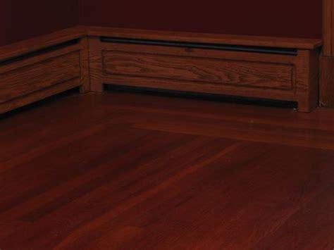 custom baseboard radiator cover  woodwright innovations
