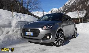 Suzuki Swift Hybride : test drive suzuki swift 1 2 hybrid 4wd allgrip top ~ Gottalentnigeria.com Avis de Voitures