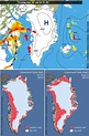 Late season warmth extends 2013 Greenland melt season ...