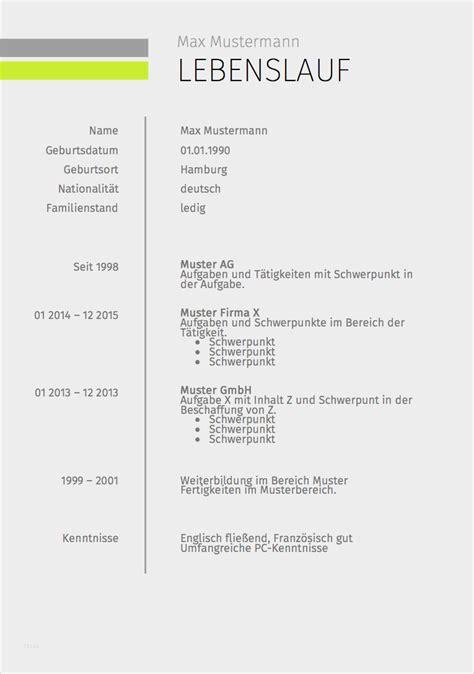 Lebenslauf Aktuell Vorlage by 13 Neulebenslauf 2019 Vorlage Ebendiese K 246 Nnen Einstellen