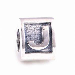 pandora alphabet letter j triangle charm best selling With pandora letter j