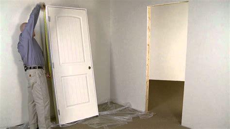 stickers porte chambre installation de porte intérieure pré montée en usine