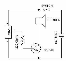 musical bell electronic projects and circuit made easy With simple doorbell wiring diagram