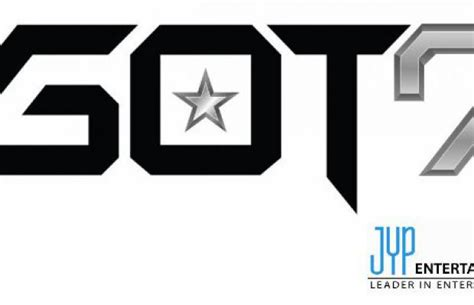 the gallery for gt got7 logo kpop