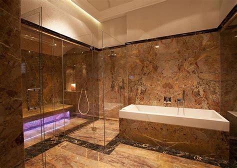 Grosartig Luxus Badezimmer Weis Mit Sauna Sch 246 N Italienische Badezimmer Badezimmer Italienisch