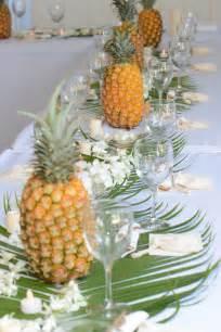 numã ro de table mariage 8 belles raisons de se marier sur le thème hawaïen mariage