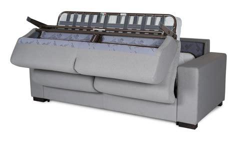 canapé lit convertible couchage quotidien canapé convertible avec matelas my