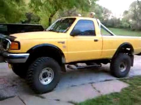 ford ranger  lifted amazing photo gallery