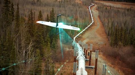 north american shale magazine skyx builds drones