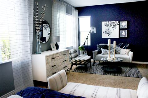 striped bedding for boys room cole barnett navy blue and gray master bedroom remodel