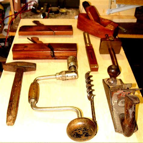 museum  yesterday collection  antique tools