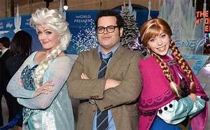 How Josh Gad Almost Missed Out on the Chance to Voice Olaf ...