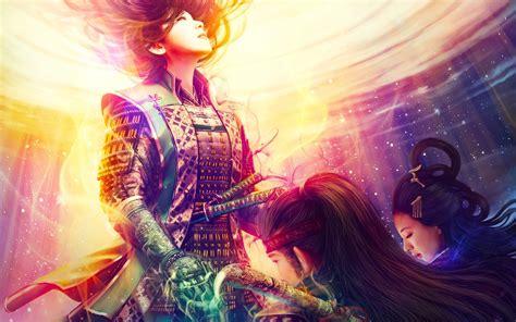 artwork, Fantasy Art, L5R Wallpapers HD / Desktop and ...