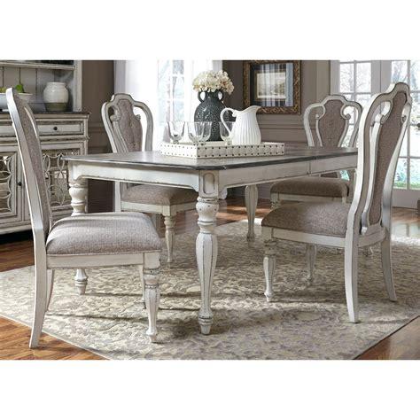 liberty furniture magnolia manor dining  piece