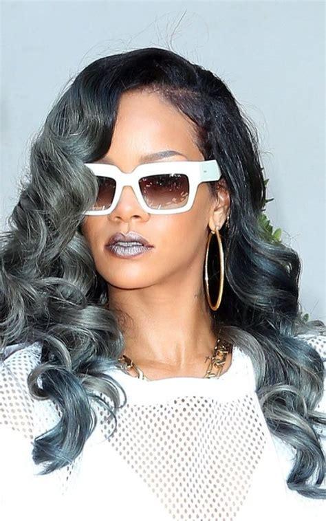 trendy hair color ideas  black women