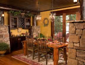 rustic dining room decorating ideas the homespun charm of your childhood cabin can translate to your home today with these ideas