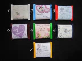 Gastgeschenke Hochzeit Personalisiert : 75 x gastgeschenk personalisiert schokolade hochzeit basteltrio ~ Frokenaadalensverden.com Haus und Dekorationen